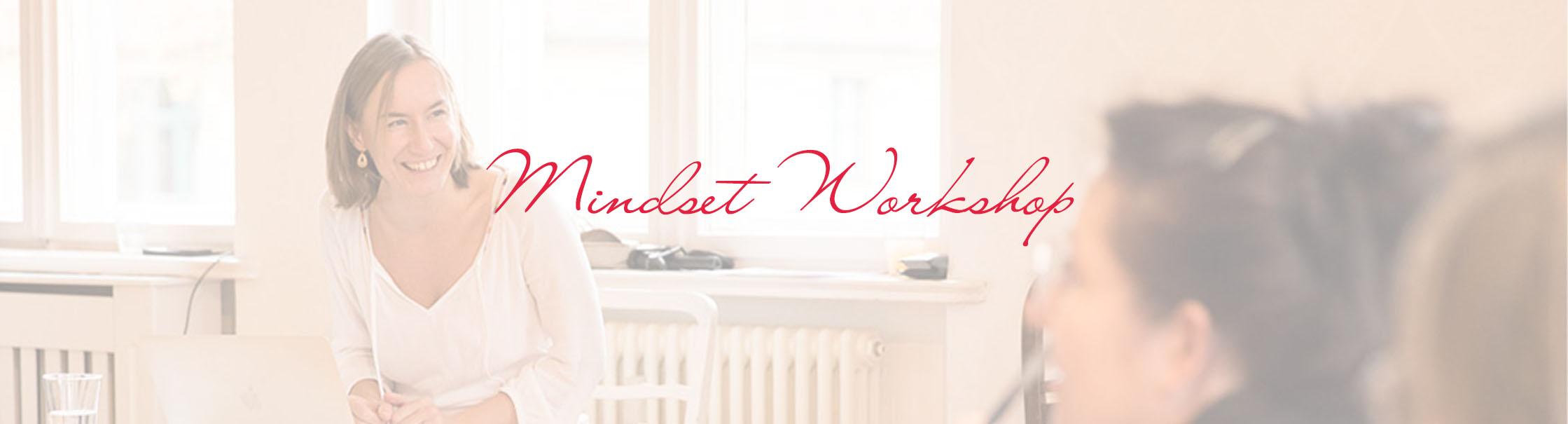 Mindset Workshop